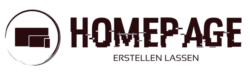 Homepage erstellen lassen Logo